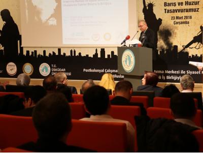 """Prof. Dr. Nevzat Tarhan: """"11 Eylül 2001 Asimetrik Savaşın Başladığı Tarihtir."""""""