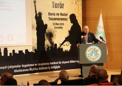 """Prof. Dr. Nevzat Tarhan: """"Ortadoğu Neden Bir Gandi Çıkaramıyor."""""""