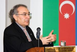 Tarhan Azerbaycan aydınlarıyla buluştu…