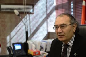 Rektör Tarhan, ERASMUS'u değerlendirdi…