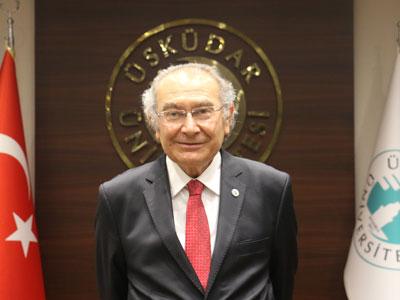 Prof. Dr. Tarhan, Rektör 2
