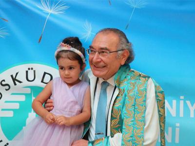Prof. Dr. Tarhan, Rektör 3